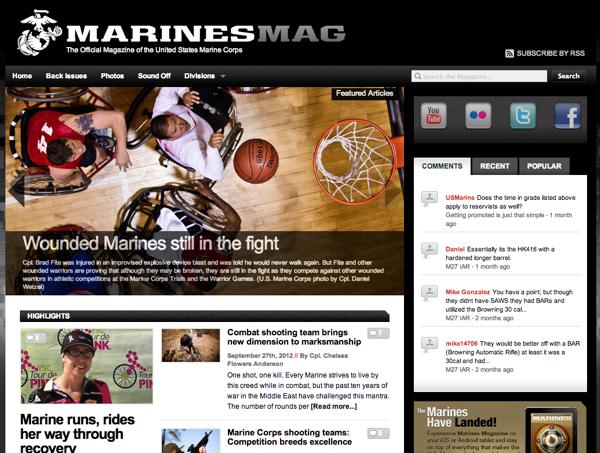 marinesmag