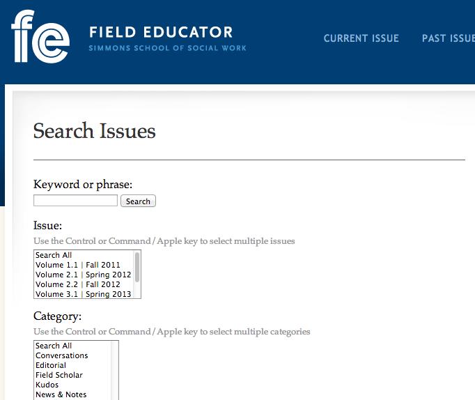 Advanced Issue Search add-on - ZEEN101