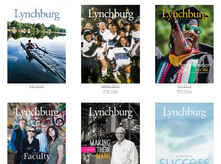 Past_Issues___Lynchburg_College_Magazine