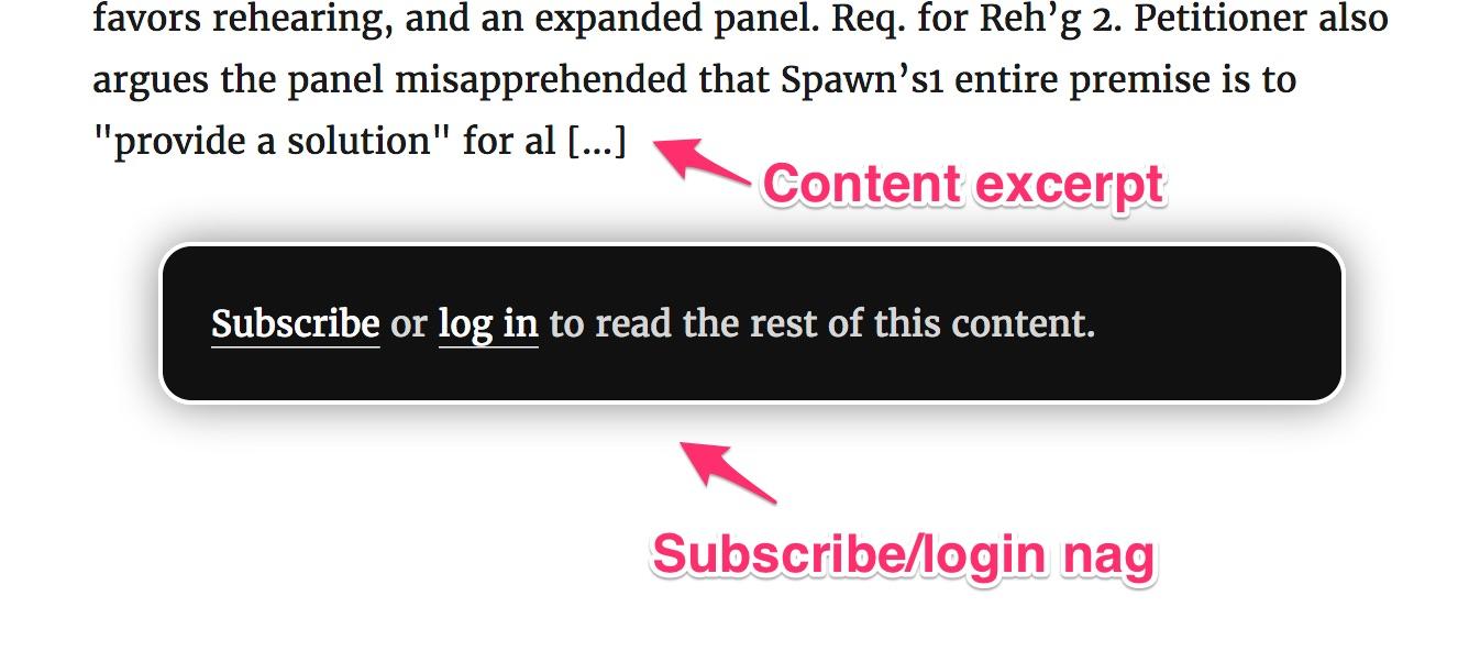 leaky paywall subscribe nag