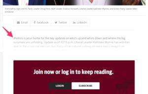20 Best Features of Leaky Paywall You Don't Know About - ZEEN101