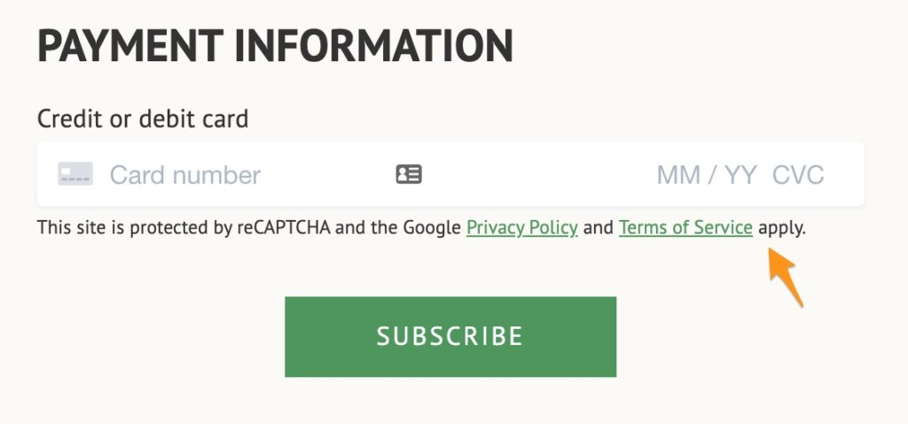 Leaky Paywall recaptcha on registration form